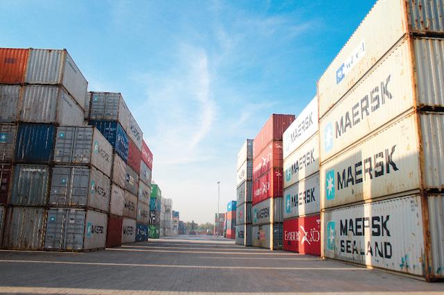 PMI tháng 1: Thiếu container làm gián đoạn chuỗi cung ứng của Việt Nam