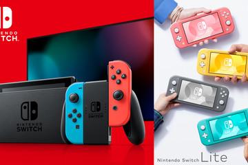 Nintendo Switch chạm mốc 80 triệu máy tiêu thụ