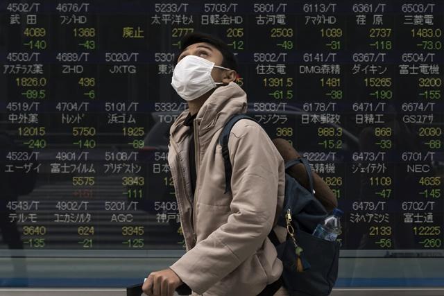 Các thị trường chứng khoán châu Á – Thái Bình Dương hầu hết giảm trong phiên 4/2. Ảnh: CNBC.