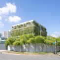 <p> Ngôi nhà tại quận 2, TP HCM, được thiết kế trở thành không làm việc cho một đội ngũ kiến trúc sư.</p>