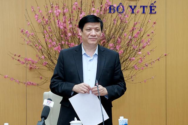 Bộ Trưởng Y tế Nguyễn Thanh Long cho biết Việt Nam thay đổi chiến lược, cho học sinh đang cách ly tập trung về nhà