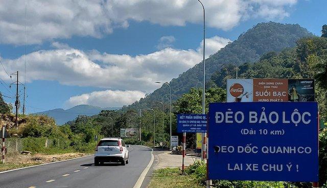 Thủ tướng giao Lâm Đồng triển khai dự án cao tốc Tân Phú - Bảo Lộc