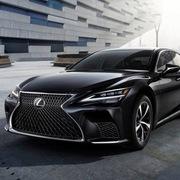 Lexus LS bản nâng cấp giá từ 7,28 tỷ đồng
