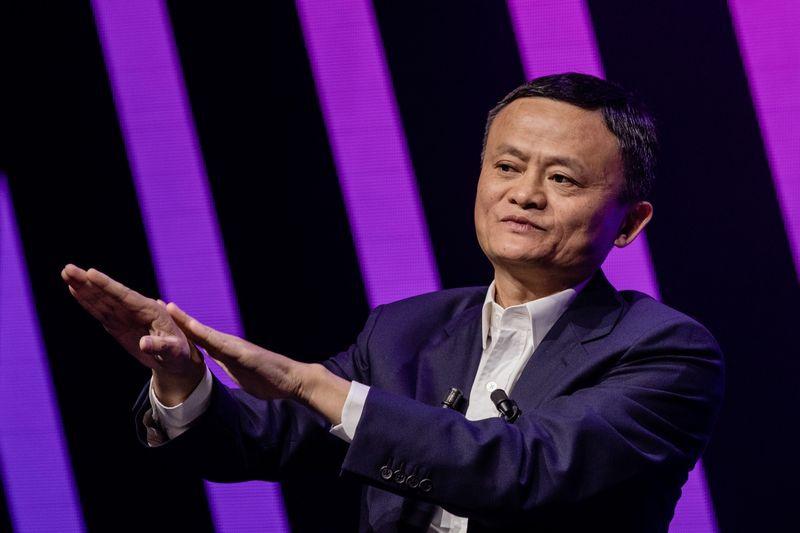 Nhà đầu tư vẫn tin tưởng Jack Ma