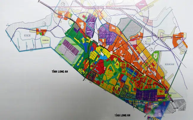 Đề xuất lập 'Thành phố Tây Bắc' gồm huyện Củ chi và Hóc Môn