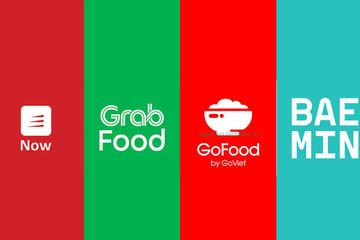Grab, Gojek, Baemin và Now thông báo tăng phụ phí dịp Tết nguyên đán