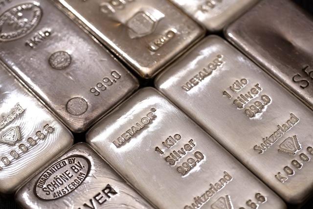 Nguy cơ 'bong bóng hàng hóa' nhìn từ diễn biến giá bạc