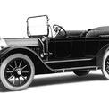 """<p class=""""Normal""""> <strong>Chevrolet (1913)</strong></p> <p class=""""Normal""""> Mặc dù Louis Chevrolet thành lập công ty vào năm 1911, nhưng đến tận năm 1913 ông mới bán chiếc xe đầu tiên. Được giới thiệu tại Triển lãm ôtô New York năm đó, Chevrolet Type C (hay Classic Six) gây ấn tượng với động cơ 6 xi-lanh và hộp số 3 tốc độ nhưng chi phí khá đắt đỏ so với đối thủ. Đó là lý do Chevrolet nhanh chóng giới thiệu mẫu xe 4 xi-lanh với mức giá cạnh tranh hơn.</p>"""