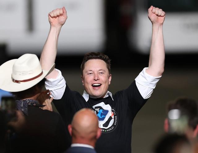 Tỷ phú Elon Musk - Ảnh: Reuters