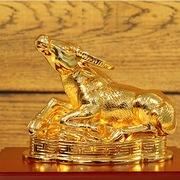 Săn tiền, tượng trâu vàng dịp Tết Tân Sửu