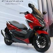 Tăng lực vào phân khúc xe tay ga, Honda trình làng Forza 250 mới
