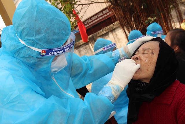 Sáng 9/2: Thêm 3 ca nhiễm Coivd-19, đều lây nhiễm trong cộng đồng