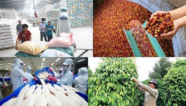 Xuất khẩu nông lâm, thủy sản đặt mục tiêu 62 tỷ USD vào 2030