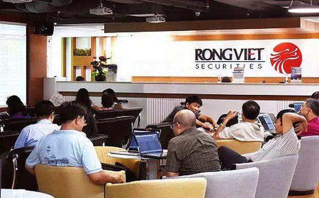 Một tổ chức bán hết 15 triệu cổ phiếu Chứng khoán Rồng Việt thu về 146 tỷ đồng