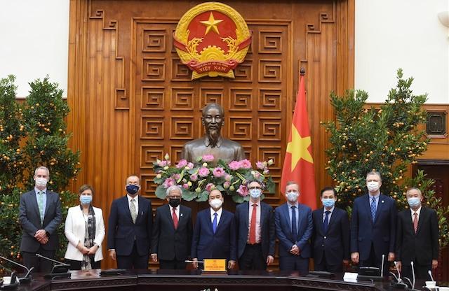 Thủ tướng: Việt Nam muốn sớm nhận được vaccine từ chương trình COVAX