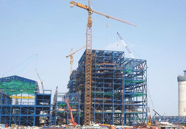 Tổng thầu dự án Nhiệt điện Thái Bình 2 bán 'con' đỡ dòng tiền