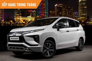 Top xe bán chạy tháng 1: Toyota Vios mất 'ngôi vương'