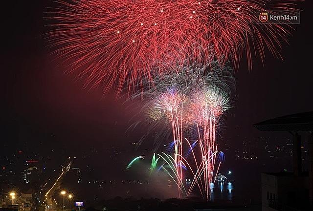 Do tình hình dịch bệnh Covid-19, nên tại Hà Nội chỉ tổ chức bắn pháo hoa tại công viên Thống Nhất