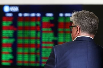 Chứng khoán châu Á giảm, nhiều thị trường nghỉ tết Âm lịch