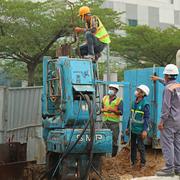 2 dự án trọng điểm ở TP HCM thi công xuyên Tết