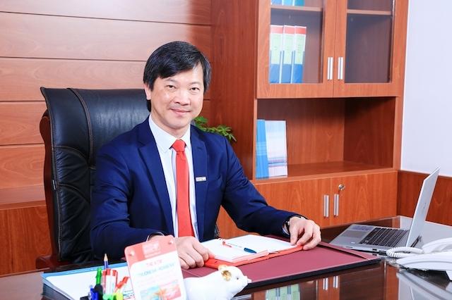 ông Mai Hữu Tín, Chủ tịch HĐQT Công ty cổ phần Tập đoàn Kỹ nghệ Gỗ Trường Thành.