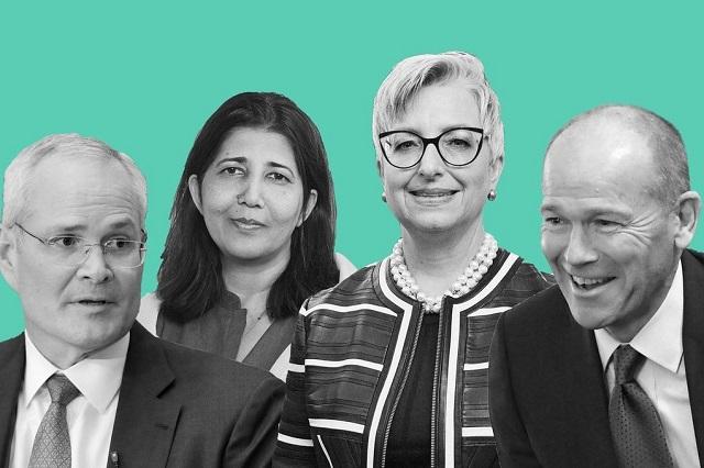 Các CEO hàng đầu nói về kinh tế năm 2021