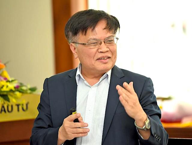 TS Nguyễn Đình Cung, thành viên Tổ tư Vấn kinh tế của Thủ tướng.