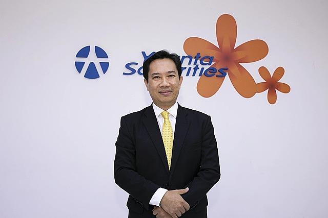 Ông Lê Minh Tâm, Chủ tịch Công ty chứng khoán Yuanta