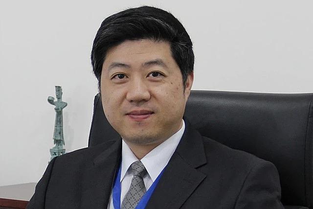 Ông Chen Chia Ken, Tổng giám đốc Công ty chứng khoán Phú Hưng