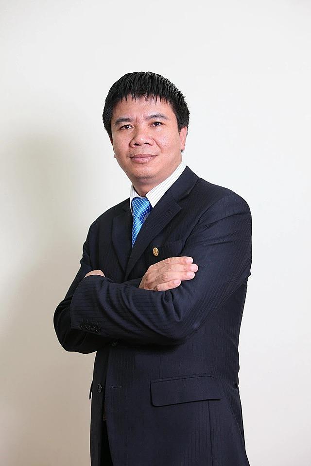 Ông Nhữ Đình Hoà Tổng giám đốc Công ty chứng khoán Bảo Việt (BVSC)