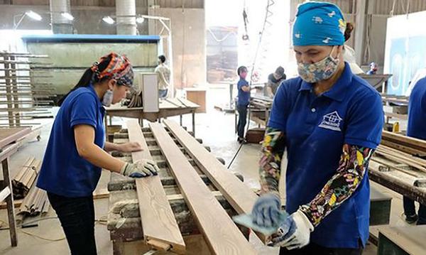 Xuất khẩu gỗ thu trên 1,25 tỷ USD ngay trong tháng đầu năm 2021