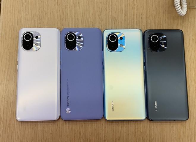 Loạt smartphone ra mắt tại Việt Nam sau Tết