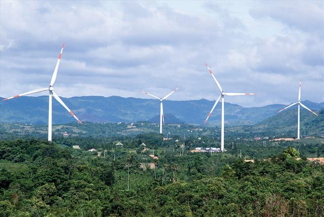 SCI E&C góp 20% vốn vào Điện gió Hướng Linh 8