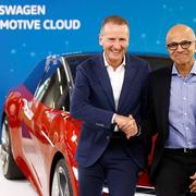 Volkswagen đầu tư 27 tỷ EUR cùng Microsoft phát triển xe tự hành