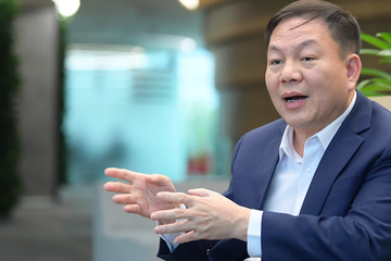 CEO Viettel Lê Đăng Dũng: 'Mọi quyết định của Viettel bây giờ đều dựa trên dữ liệu'
