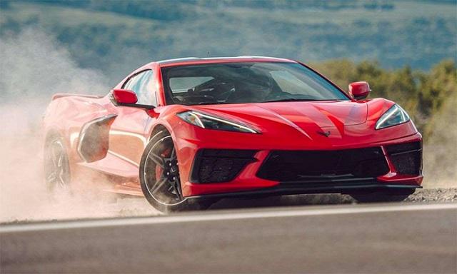C8 Corvette - ôtô mới bán nhanh kỷ lục