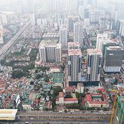 Nhiều dự án tại Hà Nội được mở bán dưới 20 triệu đồng/m2