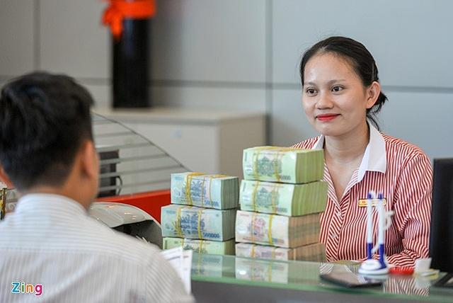 Hộ nghèo được vay tối đa 100 triệu đồng, thời gian vay tối đa là 120 tháng. Ảnh: Quỳnh Trang.