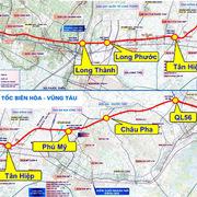 Đề xuất thẩm định dự án cao tốc Biên Hòa – Vũng Tàu trị giá 18.805 tỷ đồng