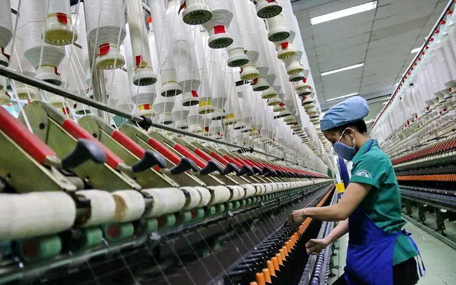 Dệt may Việt Nam gia tăng thị phần tại Mỹ