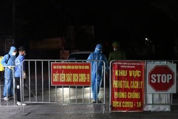 Hà Nội ghi nhận thêm 1 ca dương tính SARS-CoV-2 tại quận Cầu Giấy