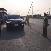 Từ hôm nay, kiểm soát nghiêm người ra vào Quảng Ninh