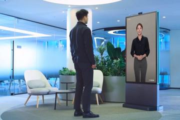 Samsung giới thiệu dự án con người nhân tạo NEON
