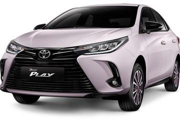 Chưa mở bán tại Việt Nam, Toyota Vios tại Đông Nam Á có thêm bản giới hạn