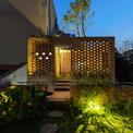 <p> Các thiết kế nhằm đem lại sự hài hòa không gian giữa ngôi nhà truyền thống, khí hậu địa phương và lối sống đương đại.</p>