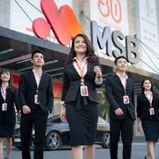 DATC bán bất thành quyền mua 4 triệu cổ phiếu MSB