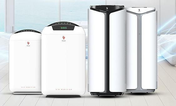 VinSmart bán máy lọc không khí, mẫu cao cấp nhất gần 11 triệu đồng
