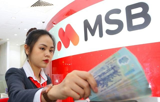 DATC không bán được quyền mua cổ phiếu quỹ MSB. Ảnh: MSB.
