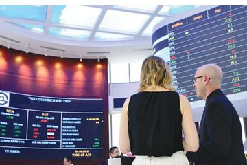 VN-Index tăng gần 41 điểm trong phiên đầu xuân 2021