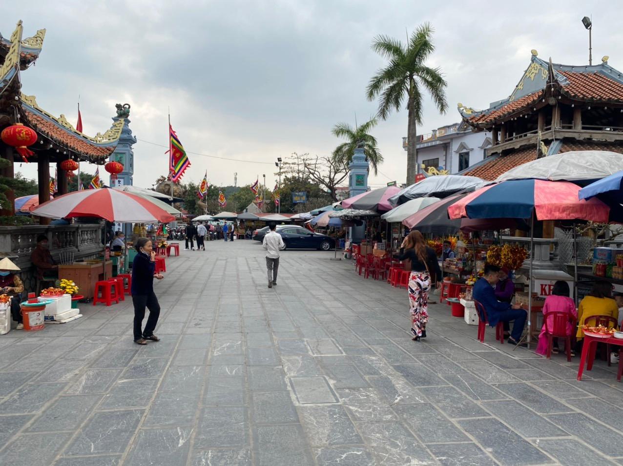 Chợ Viềng Nam Định đìu hiu trong mùa dịch